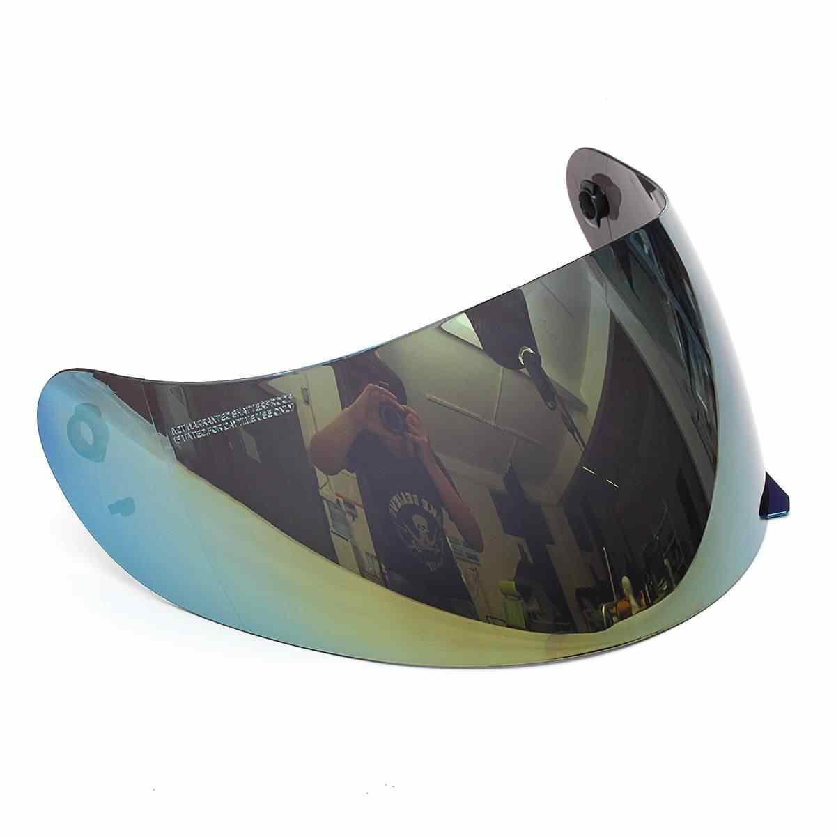 f115190c ... Full Face Shield Motorcycle Helmet Visor Lens Shield For AGV K3 K4 Motocross  Helmet Motorbike Helmets ...