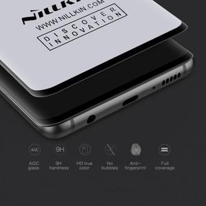 Image 2 - Für Samsung Galaxy S10 + Plus Gehärtetem Glas NILLKIN 3D CP + MAX Sicherheit Schutz Screen Protector für Samsung S10 plus S10e