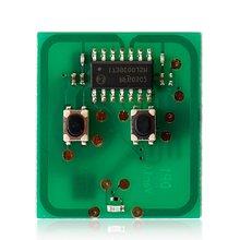 2 кнопки дистанционного ключа светодио дный светодиодные платы W/o батарея для Vauxhall Astra G Zafira металла и пластик