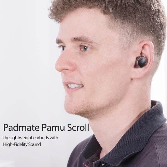 Padmate PaMu Scroll Waterproof Wireless Earbuds