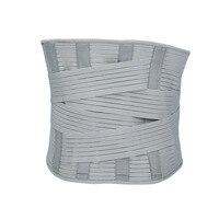 Lumbar Support Belt Braces Waist Breathable Waist Support Belt Widen Brace Mesh Steels Plate Protection HH11