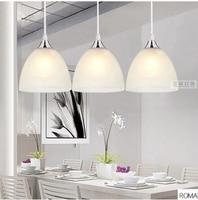Modern Glass Chandelier Lamp Dining Room Led Chandelier