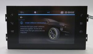 Image 2 - Dla Peugeot Citroen modele duży odtwarzacz z ekranem Radio RCC zdalna jednostka sterująca 10.2 Cal wsparcie klimatyzacja Displa RCC NAC