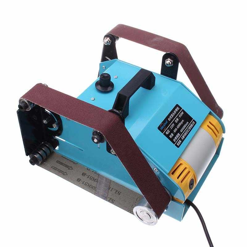 Многофункциональный шлифовальный станок 950 Вт 220 В Настольный двухголовый шлифовальная машина для полировки инструмента