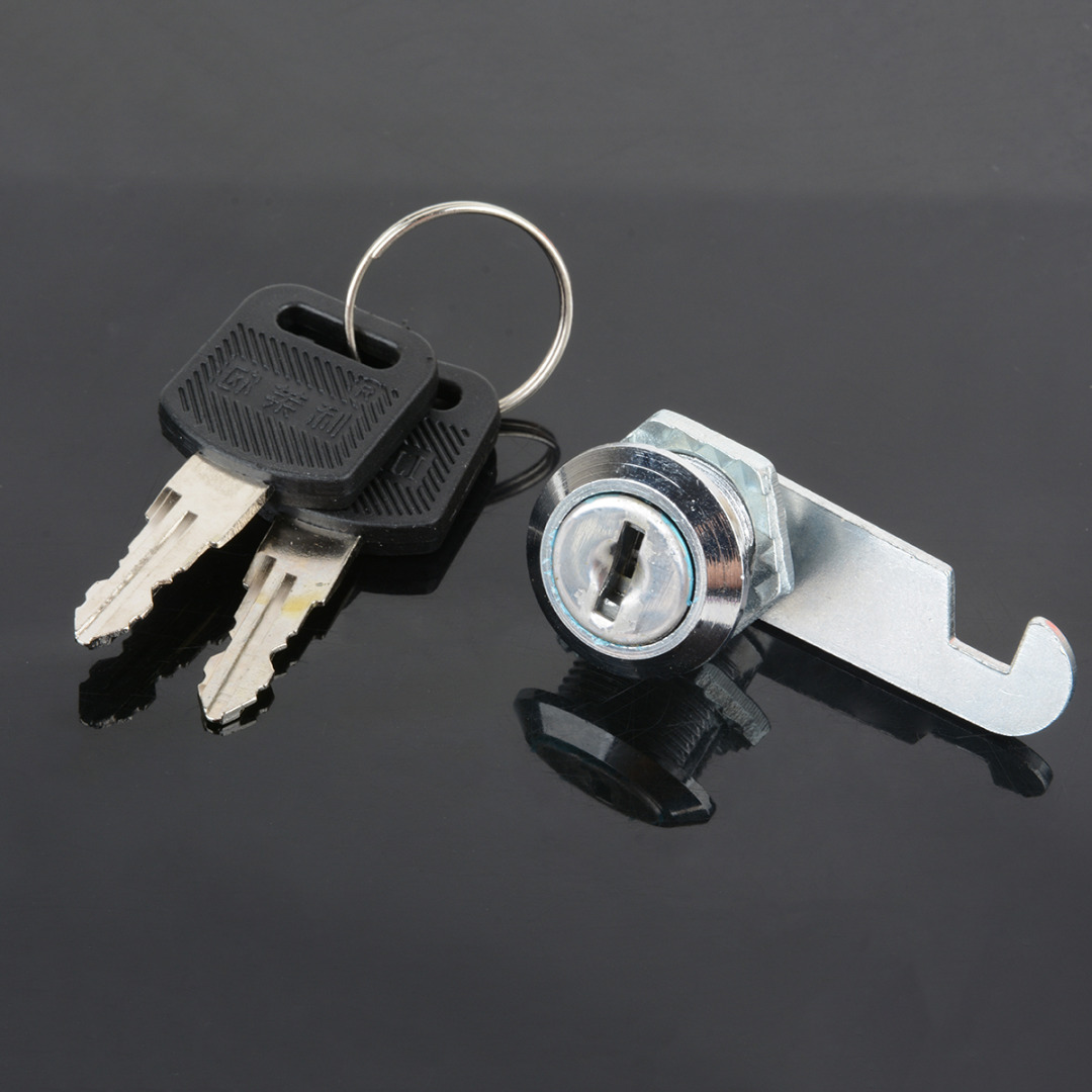Us 2 38 40 Off 16mm 20mm 30mm Cabinet Cam Lock Wardrobe Cabinet Locks Mail Box File Cabinet Desk Drawer Furniture Lock With 2keys In Locks From Home