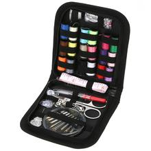 70 Piece Set Sewing Kit Box Black Tool Combination Random Accessory Color Fast Delivery