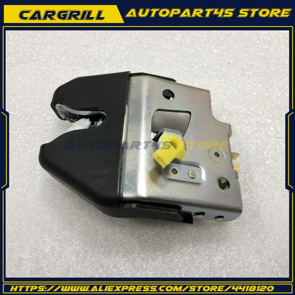 Trunk Latch Lock Lid Handle Assembly 74851-S5A-A01 74851S5AA01 74851-S5A-A02 Fits For Honda Civic 2001-2005