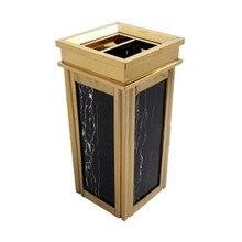 Dust Garbage Bag Papelera Oficina Vuilnisbak Reciclaje De Banheiro Hotel Commercial Bin Cubo Basura Poubelle Lixeira Trash Can