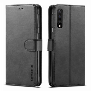 For Samsung,A8,Plus,A7,A9,2018,Case,Cover,Coque,Luxury,Magnetic,Flip,Kickstand,Wallet,Leather,Phone,Bags,A,7,8,Retro,Etui(China)