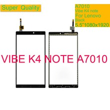 10Pcs/lot For Lenovo VIBE K4 NOTE A7010A48 Touch Screen Digitizer Touch Panel Sensor Front Outer Glass Lens A7010 Touchscreen стоимость
