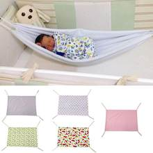 8938681f5 Bebés hamaca bebé impreso historieta desmontable plegable Protable cuna  algodón recién nacido cama oscilación del jardín al aire.