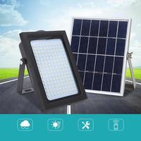 150 SMD 2835 LED Human Motion Sensor Solar Spot Light Waterproof Outdoor Wall Security Lighting Lamp