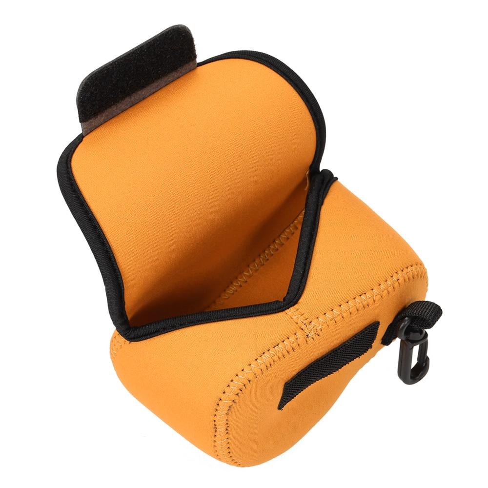 Wielofunkcyjne torby na aparat SLR pojedyncza soczewka Reflex Camera pokrywa ochronna z klamrą do Sony A6000/A5000/A5100