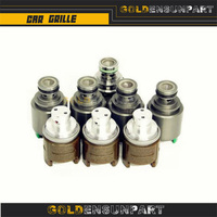 8PCS Fit Audi A6 A8 BMW 5 7 Series X5 Jaguar 5HP24A 01L Transmission Solenoid Kit