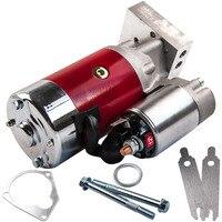 Small & Big Block for CHEVY GM HD Mini Starter Motor 3HP 305 350 454 2.2kw 18493 700HP