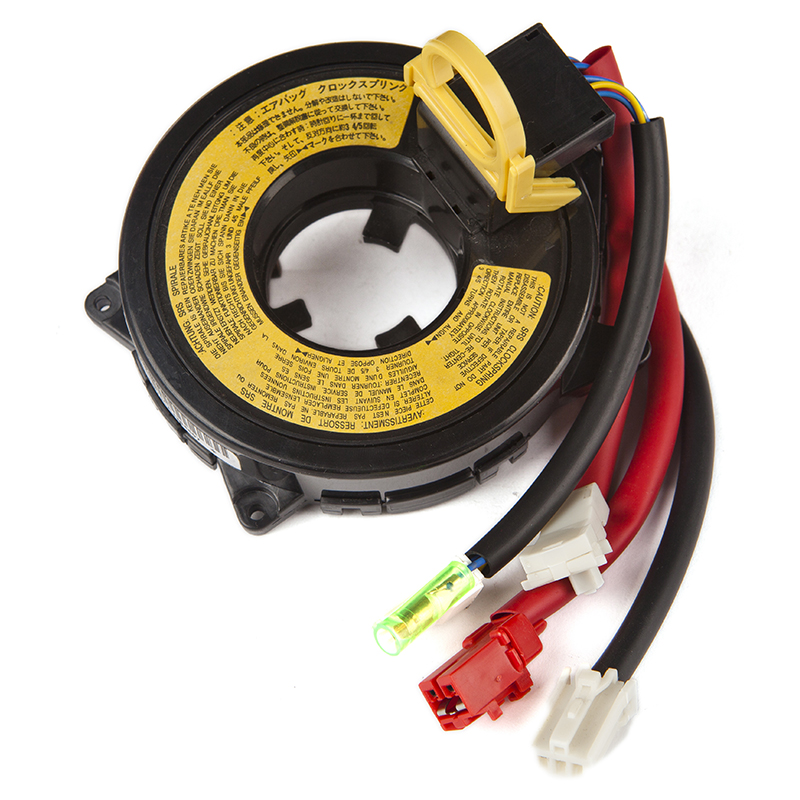 Car Steering Wheel Combination Switch Cable Assy For <font><b>Mitsubishi</b></font> <font><b>Pajero</b></font> V33 V43 V45 Mentero <font><b>1995</b></font> 1996 1997 1998-2004 MB953169 image