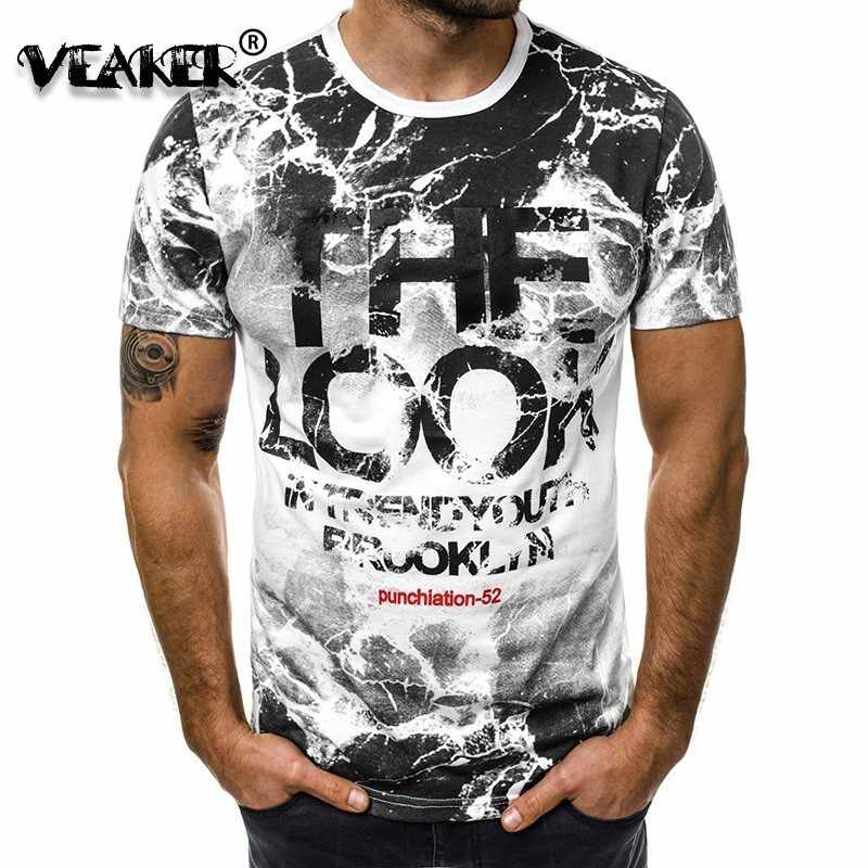 2019 Ordu Camisetas Hombre Bombacı Tişörtlü Erkekler O Karanlık Gücü Tees Kirli Kazak Adam T-shirt Spor Streetwear Kumaş tops