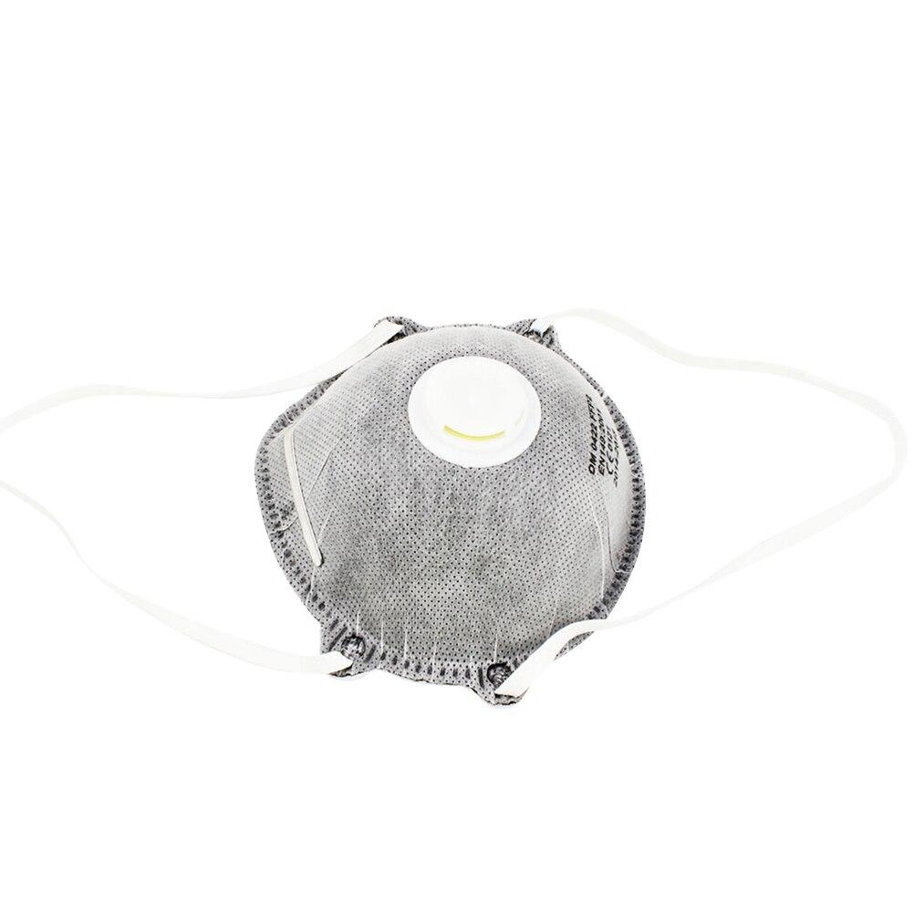 1 Pc Langlebig Acticarbon Mund Maske Industrie Arbeit Maske Für Schiffbau Chemische Industrie Elektronik Metallurgie