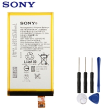 Original Replacement Phone Battery For SONY Xperia Z5C Z5 mini E5823 z5 compact LIS1594ERPC Genuine Rechargeable Battery 2700mAh цена