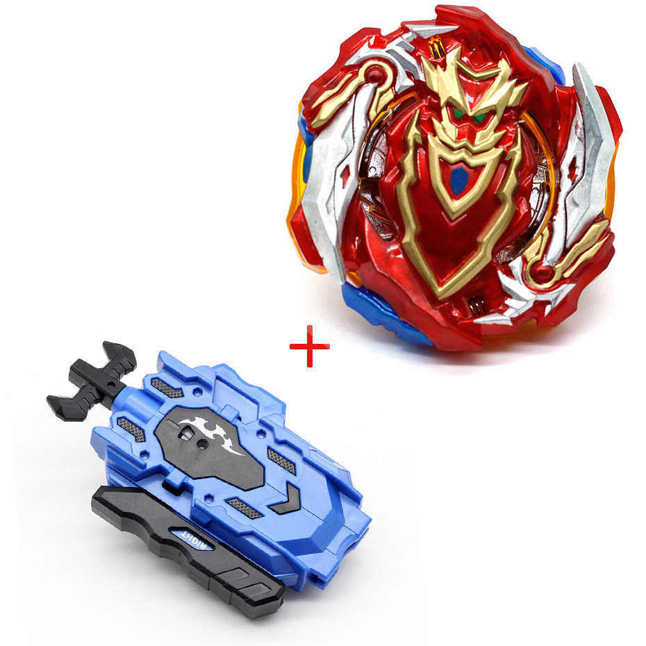 Original Spinning Top Beyblade BURST B-129 B122 With Launcher Bayblade Beyblade Metal Plastic Fusion 4D Gift Toys For Children
