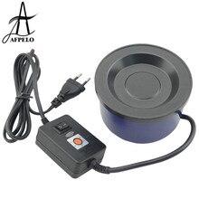 Wholesale 1pcs 80W Hot Melt Glue Pot Temperature Control for Melting Keratin Glue Fusion Hair Extensions Tools