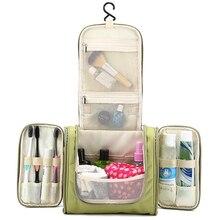Cosmetic Toiletry Storage Bags Organizer Women's Men's Beauty Makeup Towel Box Case Home O
