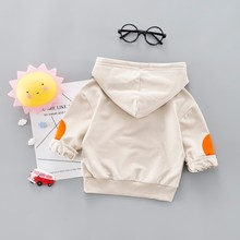 Kids Baby Letter Hoodies Clothes Sport