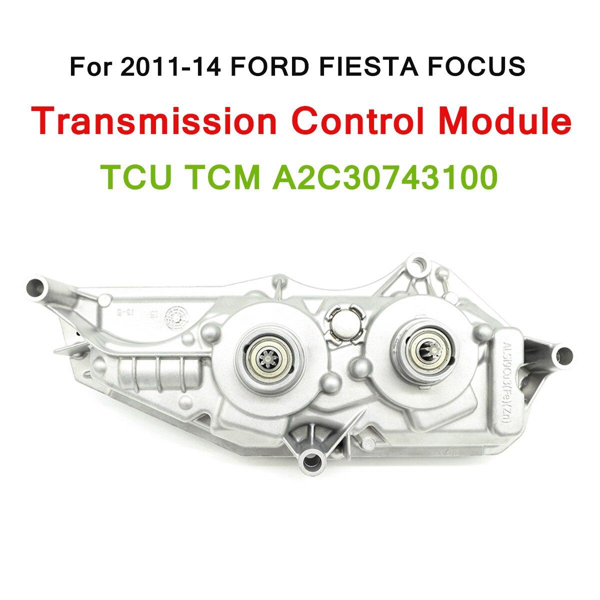 Pour FORD 2011-2014 FIESTA-FOCUS A2C30743100 Transmission Contrôle Module TCU TCM Argent Remplacement Direct Auto pièces de rechange