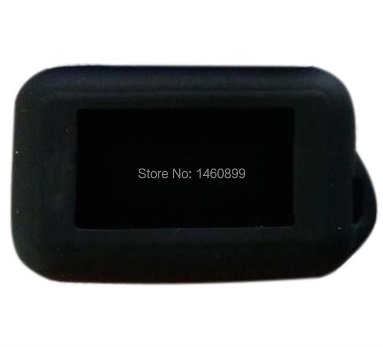 Wholesale E90 Silicone Case For 2 Way Car Alarm System Keychain Starline E60 E61 E62 E90 E91 Lcd Remote Control Key Chain Fob