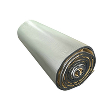 5Pcs/lot 5mm 30*50cm 19.7x11.8 Sound Deadener Heat,Self-Adhesive Car Firewall Ceiling Door Hood Floors Trunk
