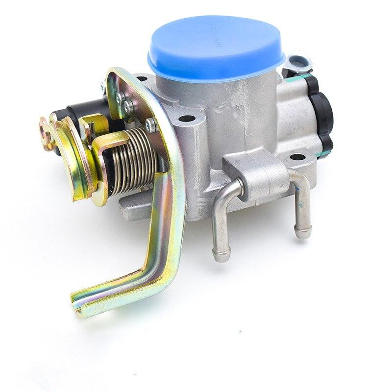 SMW250573 le papillon des gaz est adapté à la grande muraille HOVER H3 4G63 moteur à essence 2.0 pièces d'échappement de haute qualité