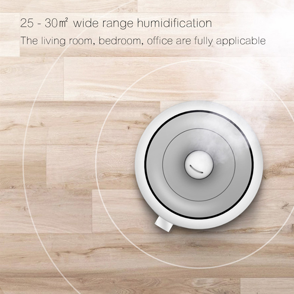 Image 5 - Original Xiaomi Home Deerma 5L Large Capacity Household Mute Air Humidifier Ultrasonic Air Humidifier Purifying Humidifier Aroma-in Humidifiers from Home Appliances