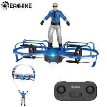 Drone Mini Quadcopter Stunt-Paraglider 2-Axis Eachine Flight-Mode RC RTF E019 Altitude