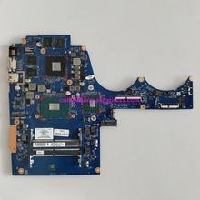Echtes 914776 001 915127 001 DAG35GMBAD0 w N17P G1 A1 GPU w i7 7700HQ CPU Laptop Motherboard Mainboard für HP NoteBook PC