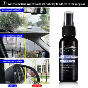 Image 5 - 50ML Auto Car Glass Coating Agent Car Windshield Glass Anti Rain Agent Rear View Mirror Repellent Agent Repellent Agent Spray