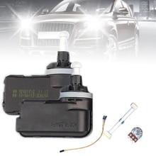 New Auto Headlight Adjustment Motor 12V Linear Servo Gear Actuator For Speed 1mm/s