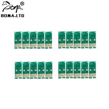 T6711 Maintenance Tank Chip For EPSON WF-3540 WF-3620 WF-3640 WF-7110 WP-4520 WP-4530 WP-4533 WP-4540 L1455 PX-M5040F ET-16500 4 piece set t6761 t6764 t676 auto reset chip for epson wp 4530 wp 4010 wp 4020 wp 4023 wp 4090 printer cartridge chips