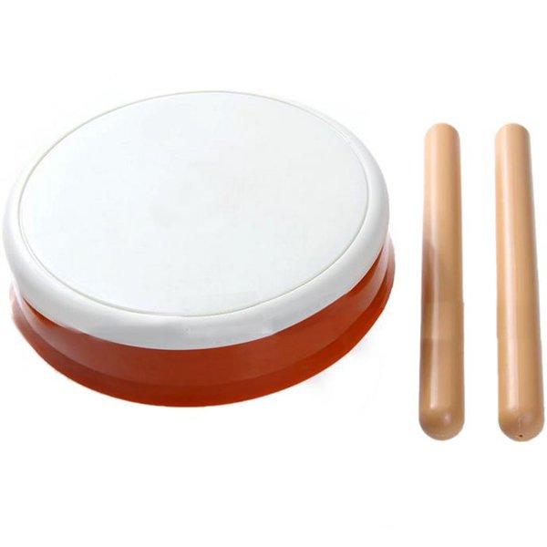 OSTENT Taiko pas de baguettes de tambour Tatsujin pour le jeu vidéo de contrôleur de Console Nintendo Wii