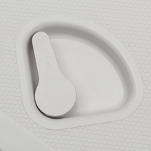 606x353mm Hatch Plate White Inspection Plastic Watertight Marine Boat Caravan Deck Compartment Access Yacht Cover RV Ship Part