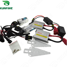 100% AC ballast 12v/35w H13 HID Conversion xenon KIT car HID light with slim ballast for car headlight Drop Shipping
