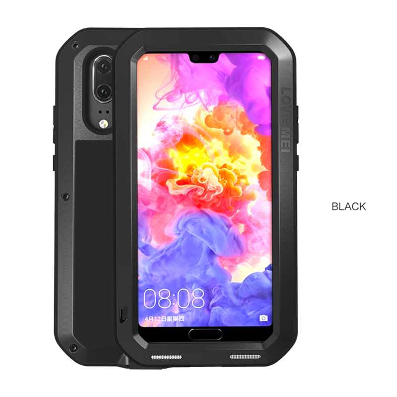 Heavy Duty Protection Phone Case For HUAWEI P10 Plus.P20 Pro Lite.Mate 9 10 Pro.Nova 3e Shockproof Aluminum Metal Armor Case-in Fitted Cases from Cellphones & Telecommunications on AliExpress - 11.11_Double 11_Singles' Day 1