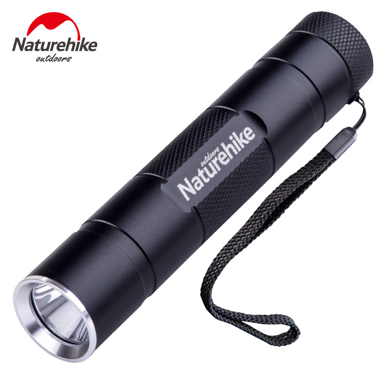 Naturehike High Quality Outdoor Camping Mini Multifunction Flashlight LED Light Support Mobile Phone Emergency Charging Function