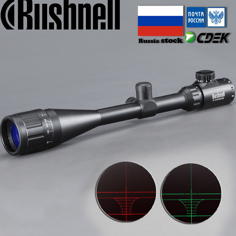6-24x50 Aoe Riflescope Adjustable Green Red Dot Hunting Light Tactical Scope Reticle Optical Sight Scope tactical optical riflescope 6 24x50 aoe red