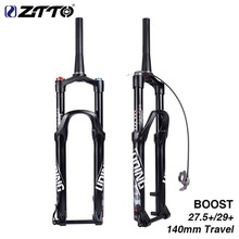 Bike Suspension Air Fork ZTTO 32 RL BOOST 140mm 29 27.5 Plus 110mm 110*15 Lock Adjustable for MTB Bicycle Cross Country