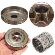 7 T Кожух Сцепления нажимного диска для цепь барабана звездочки для Husqvarna 340 345 350 445 445E 450 450E