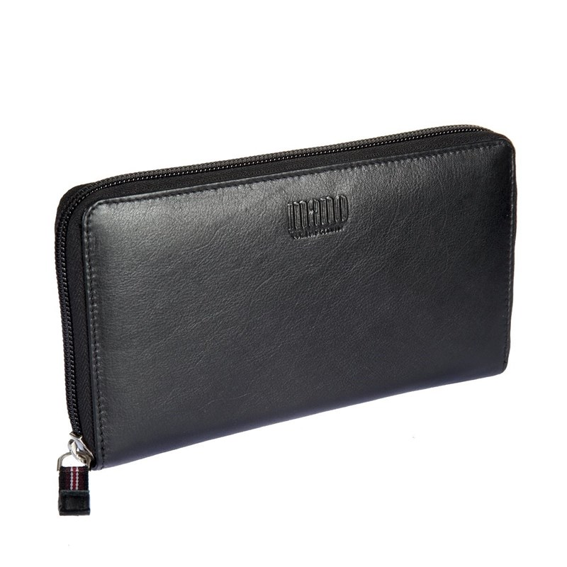 Purse Mano 20102 SETRU black purse mano 20102 setru black