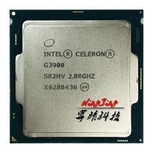 Двухъядерный двухъядерный процессор Intel Celeron G3900 2,8 GHz 51W CPU Процессор LGA 1151
