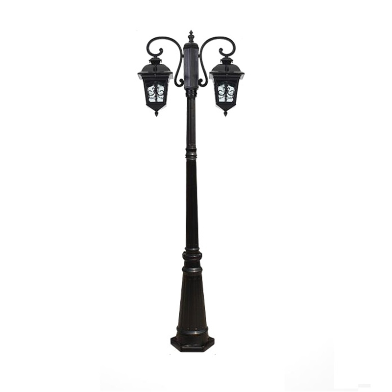 Farola Jalan Tenaga Surya Straatverlichting Eclairage de jardin Led Off Luminaire Exterieur lampe Uliczna lampadaire