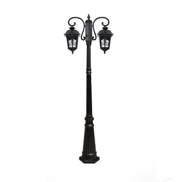 Farola Jalan Tenaga Surya Straatverlichting Garden Eclairage Led Off Luminaire Exterieur Lamp Uliczna Street Road Light