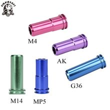 SHS Air Seal M4 Nozzle For G36 G36c M4 M14 AK MP5 Airsoft AEG Paintball Shooting Target Hunting Targets Accessories(China)